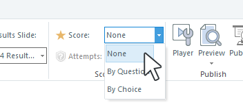 آزمون تک انتخابی